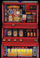 Lucky Las Vegas the  Fruit Machine