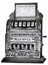 Mills Hy-Lo the Coin-op Trade Stimulator