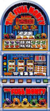 The Full Monty the  Fruit Machine