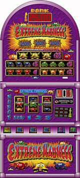Extreme Madness the  Fruit Machine