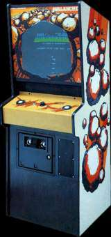 Avalanche Arcade Video Game