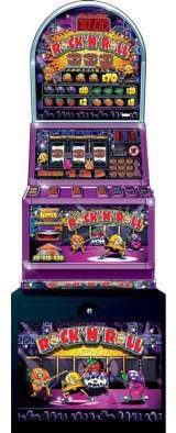 Rock 'n' Roll the  Fruit Machine