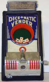 Dice-o-Matic Vender the  Trade Stimulator