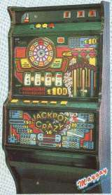 Jackpot Crazy the Fruit Machine