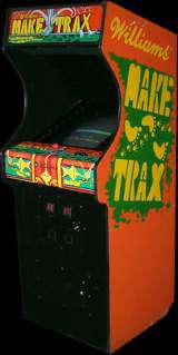 Make Trax Arcade Video Game By Williams Electronics Inc