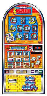 Win Can Alley [Model PR2552] the  Fruit Machine