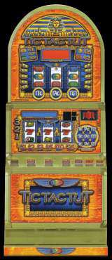 Tic Tac Tut the Fruit Machine