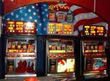 Red White Blue the Fruit Machine