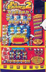 Pie Factory 2 the  Fruit Machine