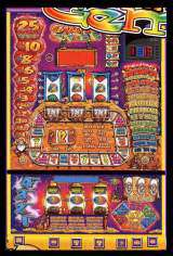 Giant Gems the  Fruit Machine