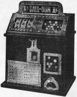 Penny Ball Gum Vender the  Slot Machine