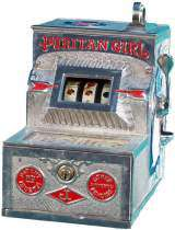 Puritan Girl the Slot Machine