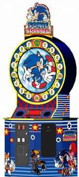 Sonic Spinner the  Redemption Game