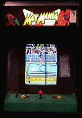 Mat Mania - The Prowrestling Network the  Arcade PCB