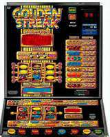 Golden Streak the Fruit Machine