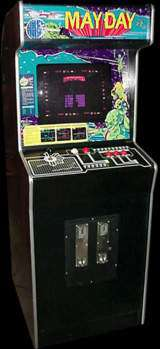 Mayday!! the Arcade Video Game PCB