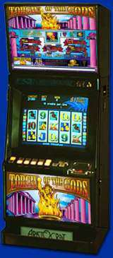Torch of the Gods machine