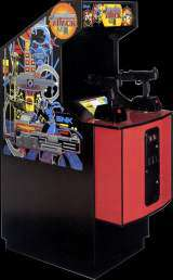 Mechanized Attack the  Arcade Video Game