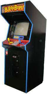 B.Rap Boys the Arcade Video game