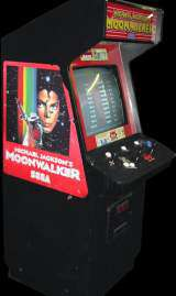 Michael Jackson's MoonWalker Arcade Video Game