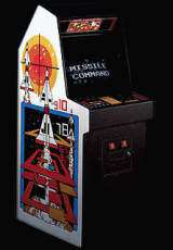 Missile Command the  Arcade PCB
