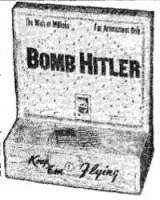 Bomb Hitler the  Trade Stimulator