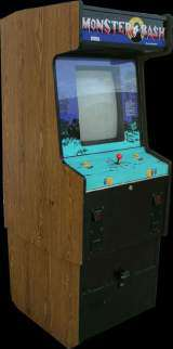Monster Bash Arcade Video Game
