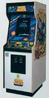 Moon Alien [Upright model] the  Arcade Video Game