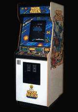 Moon Alien Part 2 [Model ALA-6001] the Arcade Video Game