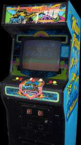 Moon Patrol Arcade Video Game