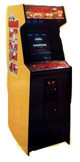 Bagman the Arcade Video Game PCB