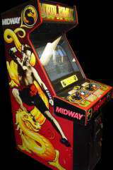 Mortal Kombat the Arcade Video game