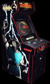 Mortal Kombat II the  Arcade Video Game PCB