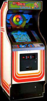 Mr. Do's Castle the Arcade Video game