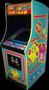 Ms. Pac-Man [Upright model] [No. 595] machine