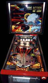 Fire Action De Luxe the Coin-op Pinball
