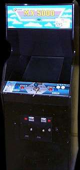MX5000 the  Arcade Video Game