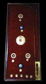 Parlor Bagatelle Table [2-Bell] the  Non-Coin Machine