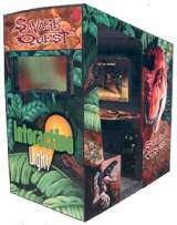 Savage Quest the  Arcade PCB