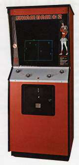 Wham Bam + 2 the  Arcade Video Game