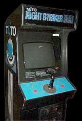 Night Striker the  Arcade Video Game