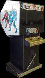 The Ninja Warriors the Arcade Video Game