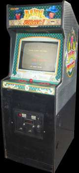Bank Panic the Arcade Video Game PCB