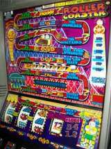 Roller Coaster the  Fruit Machine