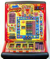 Club Cool Jewels [Model PR1621] the  Fruit Machine