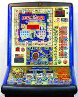 Monopoly - Wonders of the World [Model PR2190] the  Fruit Machine