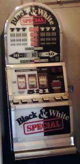 Black & White Special the Fruit Machine