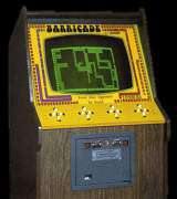 Barricade the Arcade Video Game PCB
