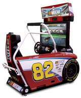 EA Sports NASCAR Racing the  Arcade Video Game PCB