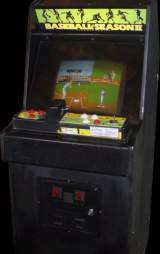 Baseball The Season II Arcade Video Game
